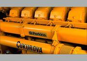 ГЕНЕРАТОРЫ CUKUROVA и NET POWER со склада в АШХАБАДЕ и под заказ
