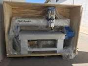 СНС станок для мебели с воздушным охлаждением 3.5 kw размер стола130х2